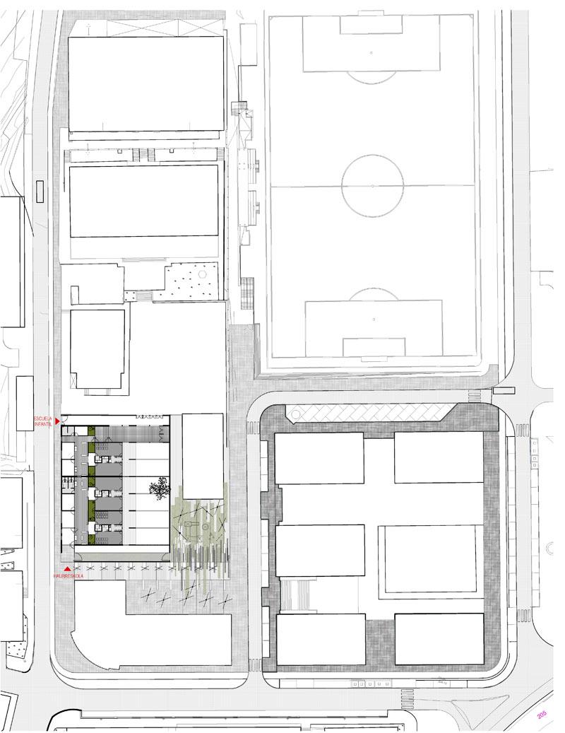 Fem arquitectura guarder a y escuela infantil - Fem arquitectura ...