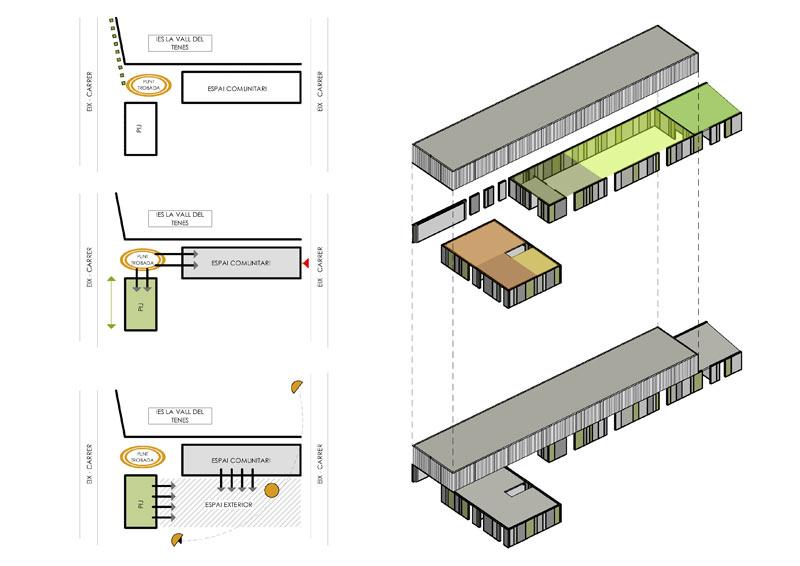 Fem arquitectura equipamiento para j venes - Fem arquitectura ...