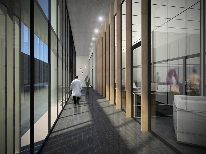 Fem arquitectura laboratorios para multinacional - Fem arquitectura ...