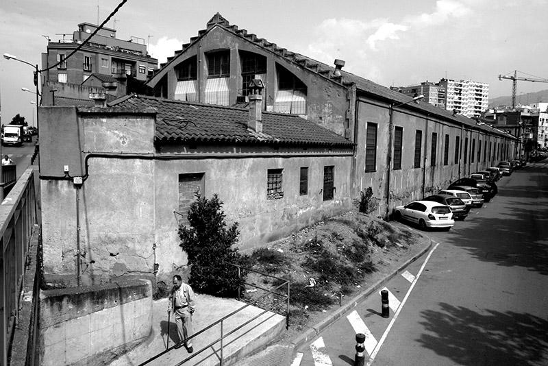 Old Factory La Salut