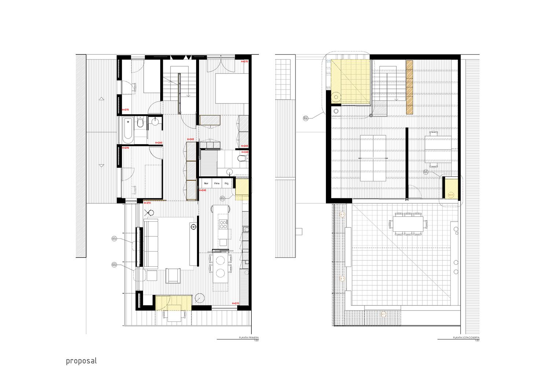 Fem arquitectura casa sil - Fem arquitectura ...