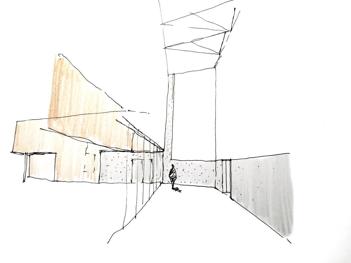 Fem arquitectura espacio cultural de alella - Fem arquitectura ...