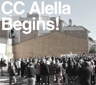 CC Alella: Empezamos las obras
