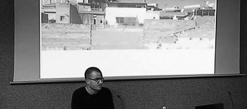 XXL-XXS: Lecture at the Institute of Architects in Castellón