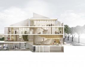 Nuevo Edificio Cooperativa